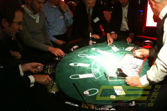 Poker Dealer Mieten