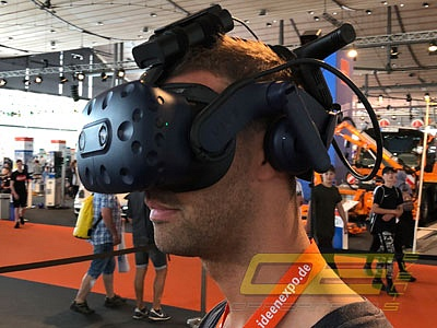 VR Virtual Reality Brillen für Events und Messe mieten